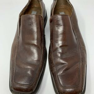 Joseph Abboud Brown Slip On Shoes Size 9